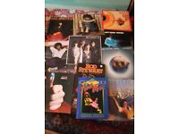 7Job lot of 70's /80's albums