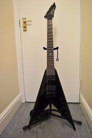 bc rich 7 string guitar