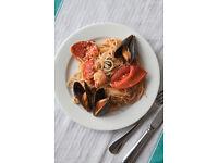 Italian restaurant Bocca Di Lupo seeks experienced waiter or waitress for immediate start