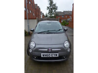2010 (60) FIAT 500 Sport Multijet 1.3 Metallic Grey