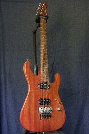 USA Warmoth Custom Soloist (Jackson / Charvel bodystyle)