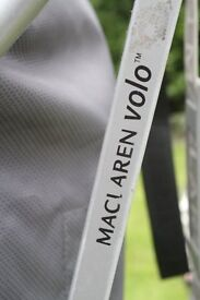 Maclaren Volo Stroller (Pink)