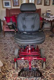 RMA Vienna Power Mobility Chair. S-UL7