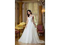 Verise Bridal 'Mila' Wedding Dress Bridal Gown in Ivory
