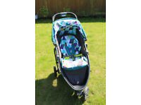 Graco Evo Mini Harlequin - Stroller, Pushchair, Pram