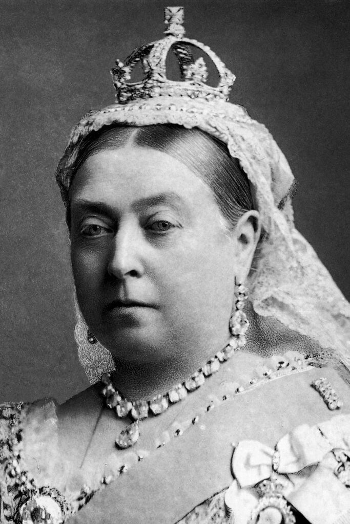 New 5x7 Photo: Queen Victoria, Monarch of Britain and the