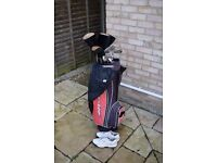 Ladies Golf Clubs + Bag + Shoes (Ideal for Beginner)