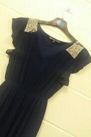 SILK Summer Dress size 12