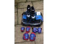 Roller skates - SFR Phoenix Quad Skates (size 11J)