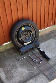 Emergency Spare wheel