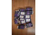iPhone mobile purple black 3GS Case Cover x 35
