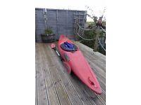Pyranah Sprint Kayak