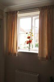 Majorca mushroom custom made curtains