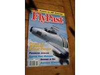Fly Past. Aviation Magazines in good condition.