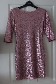 Sparkly party dress- New look