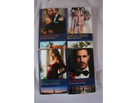 4 Mills & Boon paperback 2017 Publication books