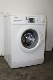 Bosch 7kg 1400 Spin Washing Machine Digital Display Excellent Condition 6 Month Warranty
