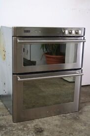 Stoves Built-In Under Counter Double Oven.Excellent Condition.Digital Display.12 Month Warranty.