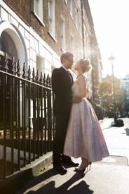 Wedding Photography in London from £199/Events from £100/Headshots, Family, Couple from £70