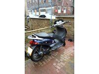 Piaggio B 125 Scooter