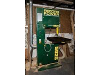 RECORD POWER BAND SAW 502s