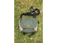 Crumpler 15'' Laptop Bag - green/orange