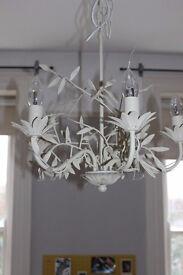 Laura Ashley chandeliers