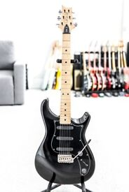 2011 PRS DC3 in black with maple fretboard - Paul Reed Smith