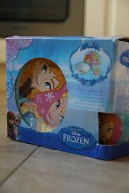 Disney Frozen Ceramic Plate, Bowl & Mug set and Lunchbox