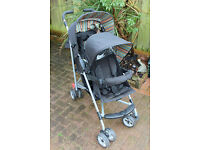Mothercare Twin Hoxton pram for sale