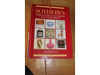 SOTHEBY'S WORLD GUIDE TO ANTIQUES