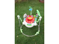 Fisher Price Jumperoo (Rainforest)