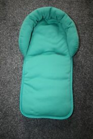 Oyster teal Jade green HEAD HUGGER baby head support CAN POST