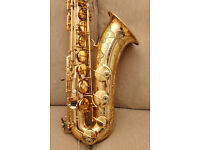 Tenor saxophone Selmer Mark VI, made in 1965