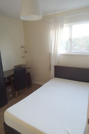 Furnished small DOUBLE room for rent.