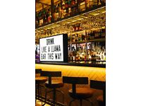 JUNIOR MANAGERS WANTED! Busy Latin/Japanese Restaurant /Cocktail Bar - Clapham SW4
