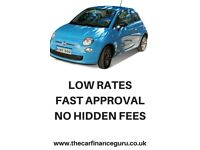 Finance from £128.59 per month 2014 FIAT 500