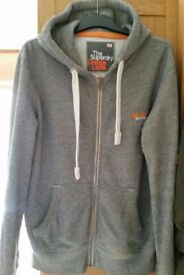 Superdry Orange Label hoodie, top condition- like new, size M