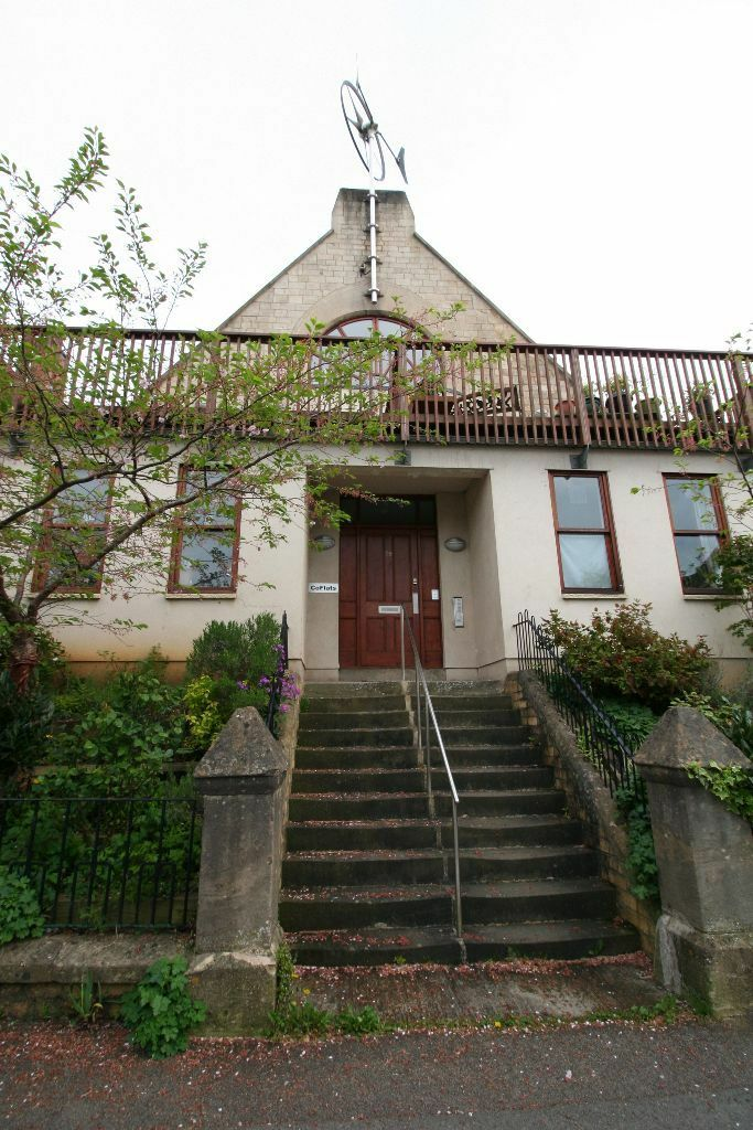 Beautiful 1bed/studio flat, part of a Cohousing Community, Stroud Central