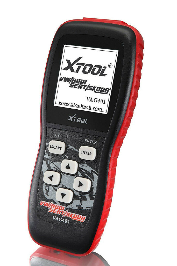 XTOOL VAG401 OBD2 ABS SRS Code Reader Diagnostic Scanner For AUDI VW SEAT  SKODA | in Derriford, Devon | Gumtree
