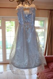 Variety of Princess Dresses with shoes and accessories