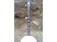 Antique Banjo, over 100 years old £150 ONO