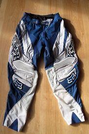 Fox 360 Motocross kit.