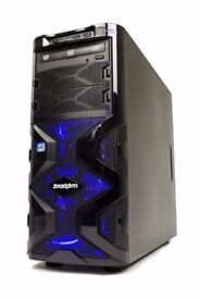 Great gaming PC-Capable of running the most graphically intense AAA titles with ease!