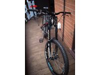 kona operator carbon 2015 downhill swap to motorcycle max 650cc