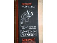 NEW neewer nw 565 ex for canon, nikon M,TTL, and MULTI mode, TEL:- 07971266874