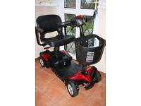 Style Plus Mobility Scooter, only used once, as new