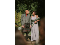 WEDDING PHOTOGRAPHER £490