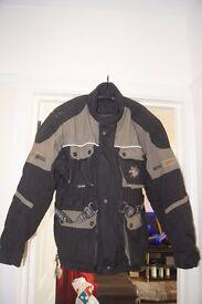 Bufalo wateroroof bikers jacket