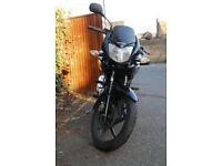 Honda CBF125 125cc - 2013, 16,500 miles pus extras